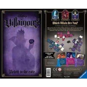 Ravensburger Disney Villainous- Wicked to the Core expansion