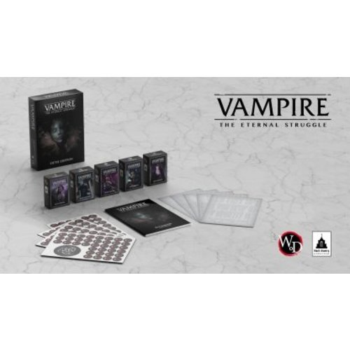 - Vampire Eternal Struggle V5 Box
