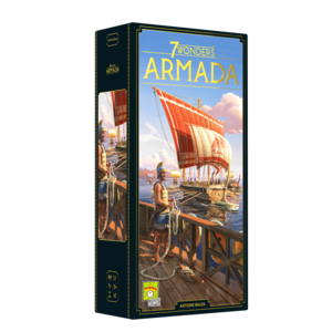 Repos Production 7 Wonders 2nd Ed. Armada NL