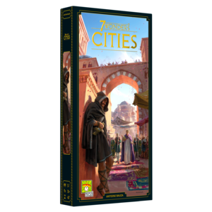 Repos Production 7 Wonders 2nd Ed. Cities NL