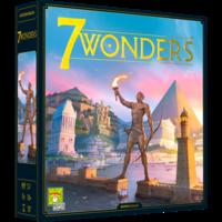 7 Wonders 2nd Ed. NL