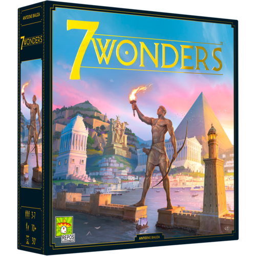 Repos Production 7 Wonders 2nd Ed. NL