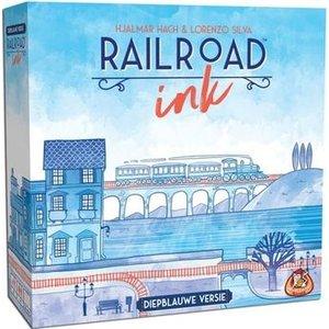 WGG - Railroad Ink NL- Diepblauwe Versie