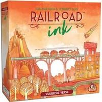 Railroad Ink NL- Vuurrode Versie