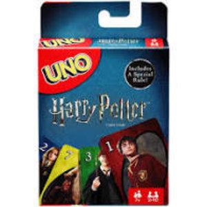Mattel Uno Harry Potter ENG