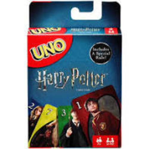 Mattel Uno Harry Potter ENG