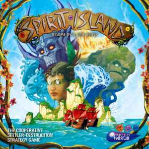 Greater Than Games PREORDER:  Spirit Island  (OCT 2021)