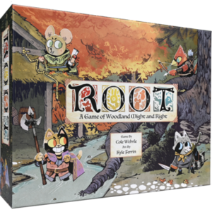 LEDER Root- A Game of Woodland Might & Right