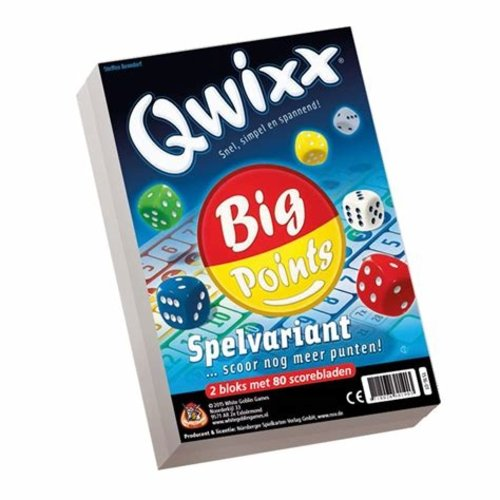 WGG - Qwixx Big Points