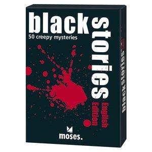 Boosterbox Black Stories - English language version