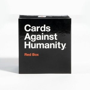 - Cards Against Humanity- Red Box