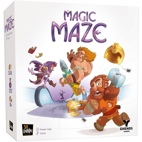 Sit down! games Magic Maze