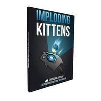 Exploding Kittens NL- Imploding Kittens exp.