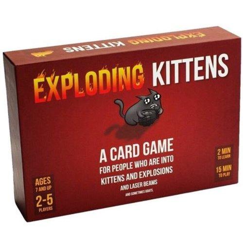 - Exploding Kittens ENG