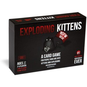 - Exploding Kittens ENG- NSFW edition
