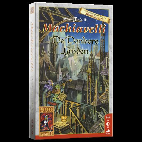 999 Games Uitbreiding Machiavelli: De donkere landen