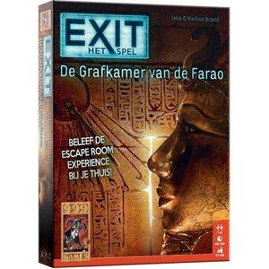 999 Games EXIT- De Grafkamer van de Farao