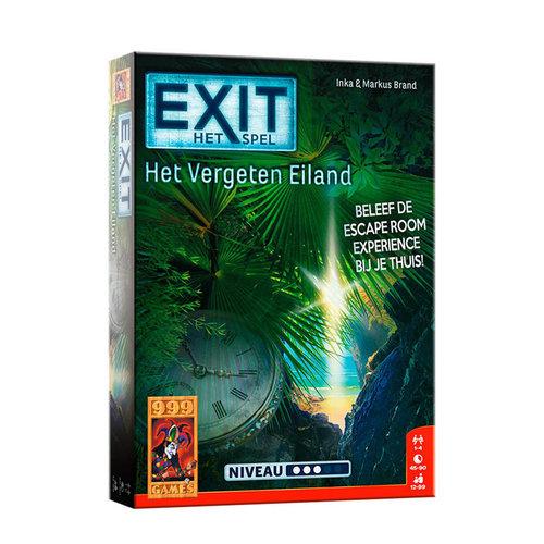 999 Games EXIT- Het Vergeten Eiland