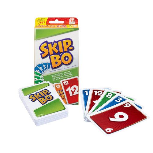 - Skip-Bo