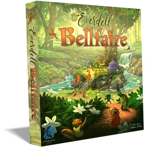 - Everdell ENG- Bellfaire exp.
