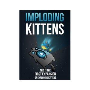 - Exploding Kittens ENG- Imploding Kittens exp.