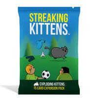 Exploding Kittens ENG- Streaking Kittens exp.