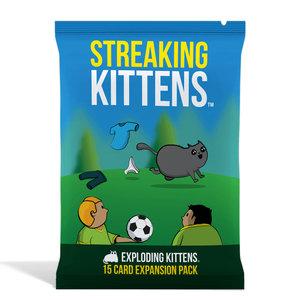 Exploding Kittens Exploding Kittens ENG- Streaking Kittens exp.