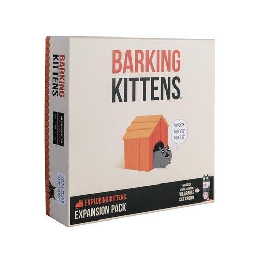 - Exploding Kittens ENG- Barking Kittens exp.