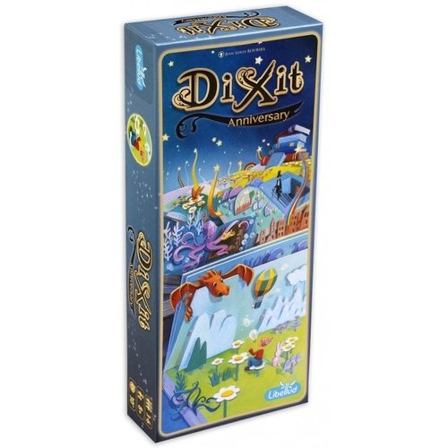Libellud Dixit Expansion 9- Anniversary