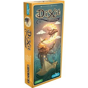 Iello Dixit Expansion 5- Daydreams