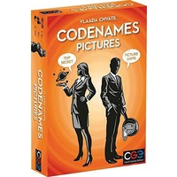 Codenames NL- Pictures