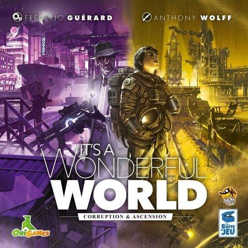 - It's a Wonderful World - Corruption & Ascension