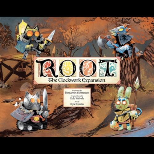 LEDER Root- Clockwork Expansion