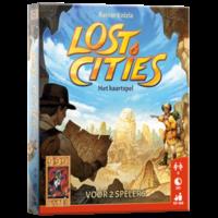 Lost Cities- Het Kaartspel