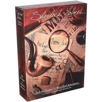 Sherlock Holmes Consulting Detective- Jack the Ripper & West End Adventures