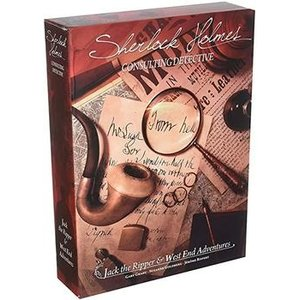 Space Cowboys Sherlock Holmes Consulting Detective- Jack the Ripper & West End Adventures