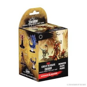 Wizk!ds D&D Icons of the Realms- Eberron Rising from the Last War Booster