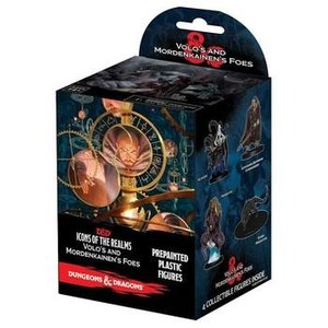 Wizk!ds D&D Icons of the Realms- Volo's & Mordenkainen's Foes Booster