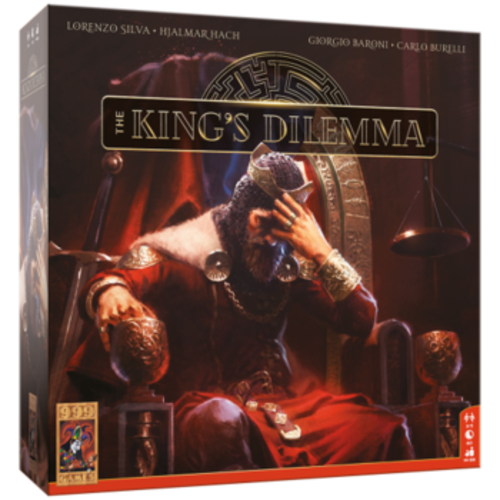 999 Games The King's Dilemma NL