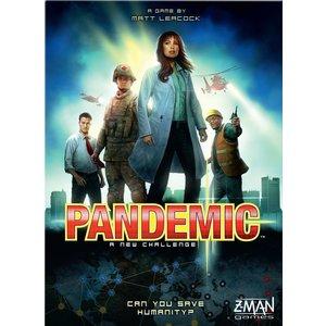 Z-Man Games Pandemic ENG