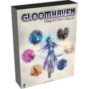 Cephalofair Games Gloomhaven- Forgotten Circles exp.