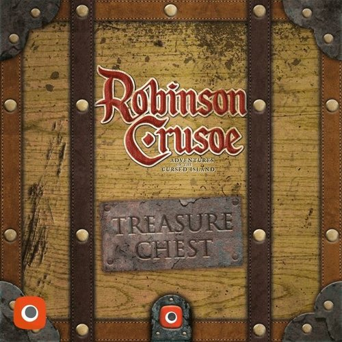 Portal Games Robinson Crusoe- Treasure Chest exp.