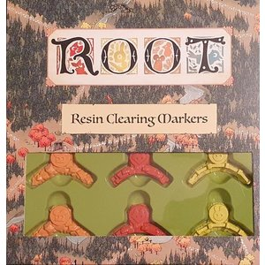 LDR - Root- Resin Clearing Markers
