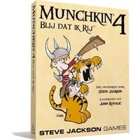 Munchkin NL 4 - Blij Dat Ik Rij