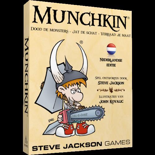 Steve Jackson Games Munchkin NL Basis