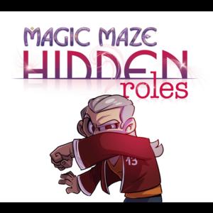 Sit down! games Magic Maze- Hidden Roles exp.