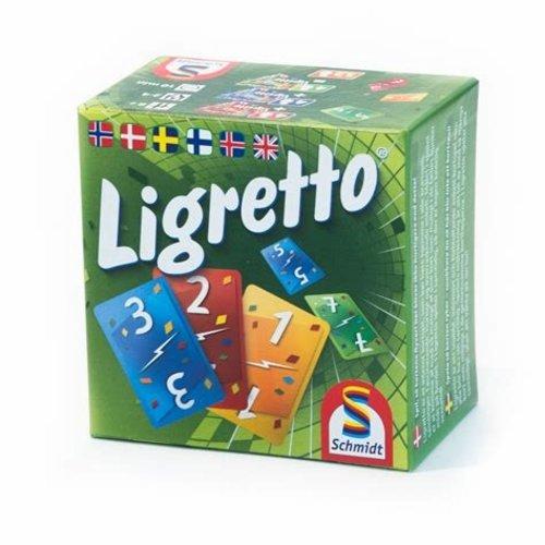 999 Games Ligretto - Groen