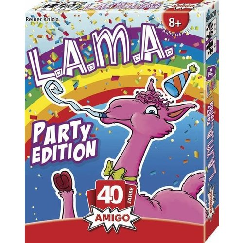 999 Games LAMA Party