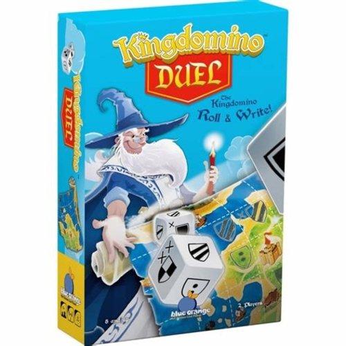 Blue Orange Kingdomino Duel NL