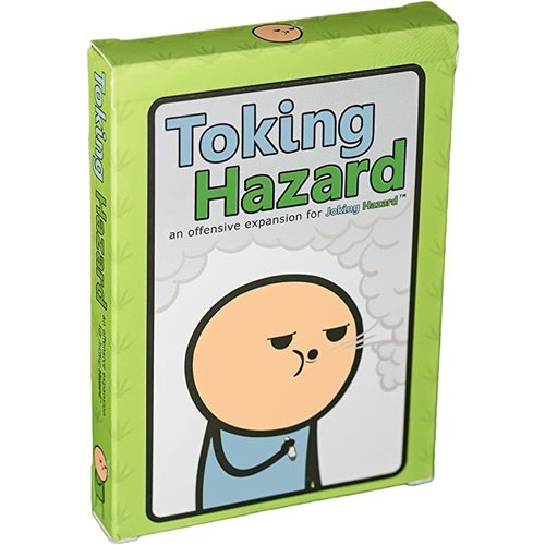 Breaking Games Joking Hazard- Toking Hazard exp.